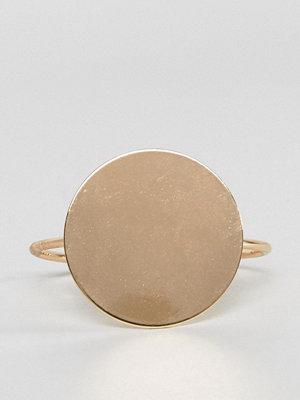 Glamorous armband Circle Detail Cuff Bracelet