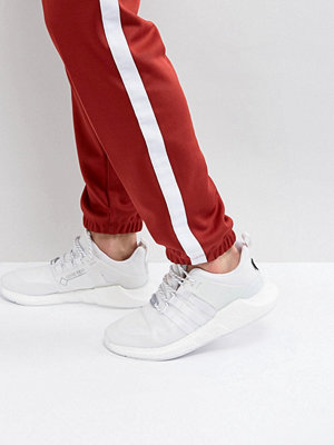 Adidas Originals EQT Support 93/17 Trainers In White DB1444