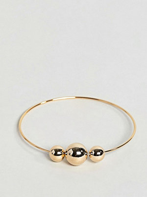 ASOS armband Limited Edition Sliding Ball Cuff Bracelet