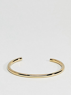 ASOS armband Limited Edition Curved Bar Cuff Bracelet