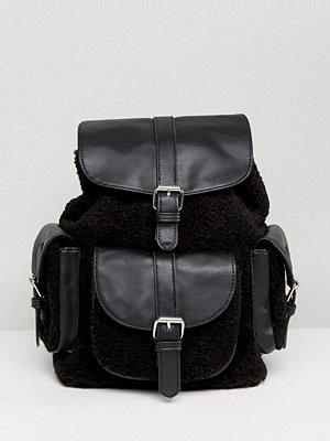 Glamorous ryggsäck Shealring Pocket Detail Backpack