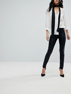 Blank NYC Coated Skinny Jeans