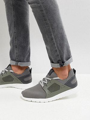 Sneakers & streetskor - New Look Trainers In Mid Grey