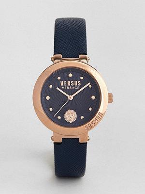 Versus Versace SP3708 Lantau Island Leather Watch