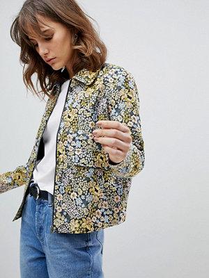 Selected Femme Floral Printed Jacket