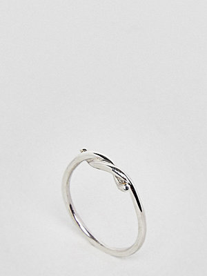 Kingsley Ryan Sterling Silver Barb Wire Ring