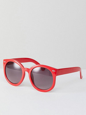 Monki Round Cat Eye Sunglasses