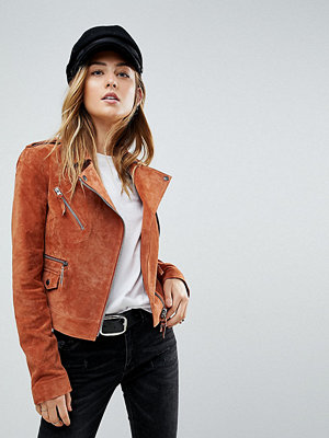 Asos Tall Suede Jacket