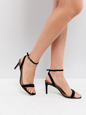 Sandaler & sandaletter - ASOS HALF TIME Barely There Heeled Sandals