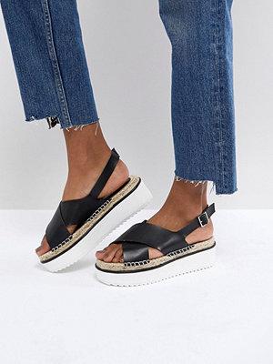 Sandaler & sandaletter - ASOS TYSON Flatform Sandals