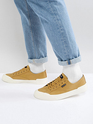 Sneakers & streetskor - Huf Classic Lo Trainers In Stone