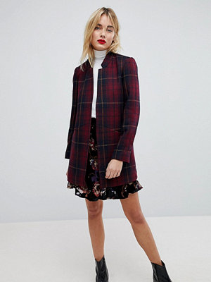 Vero Moda Check Print Blazer