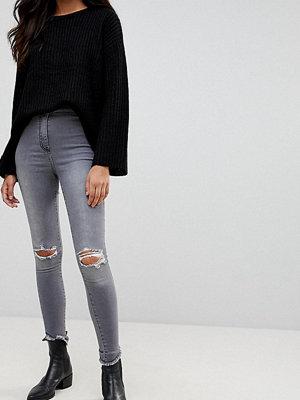 Parisian Tall Jeggings med revat knä