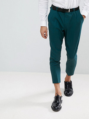 Byxor - Noose & Monkey Tapered Cropped Trouser