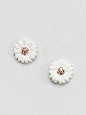 Olivia Burton örhängen Sterling Silver Daisy Stud Earrings
