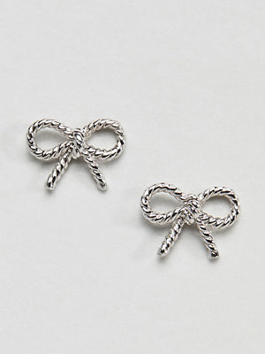Olivia Burton örhängen Sterling Silver Vintage Bow Earrings