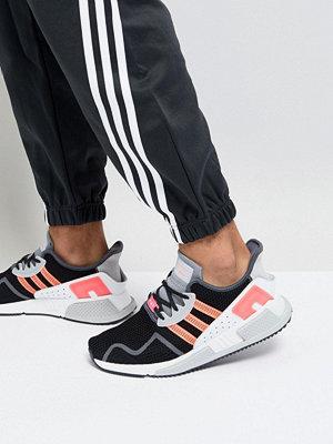 Adidas Originals EQT Cushion ADV Trainers In Black AH2231