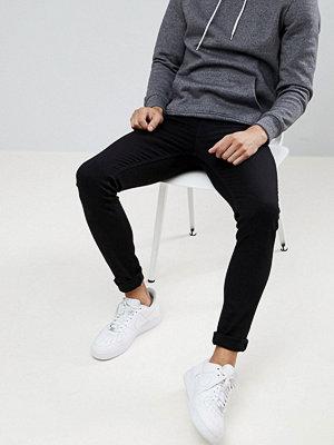 Jeans - ASOS Super Skinny Jeans In Black