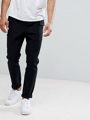 Byxor - Native Youth Twill Cargo Pocket Trousers