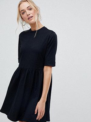 Asos Tall ASOS DESIGN Tall mini ultimate cotton smock dress