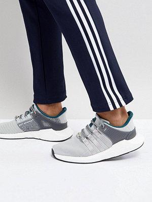 Adidas Originals EQT Support 93/17 Trainers In Grey CQ2395