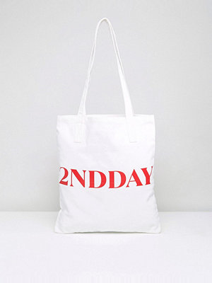 2nd Day shopper Lover Canvas Tote Bag