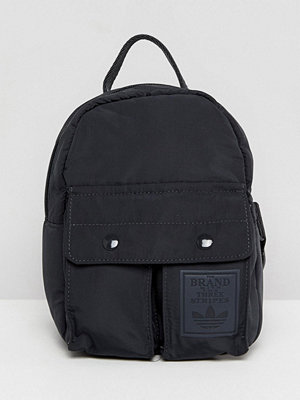 Adidas Originals ryggsäck Mini Black Backpack With Pockets