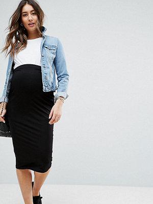 ASOS Maternity Pennkjol i trikå