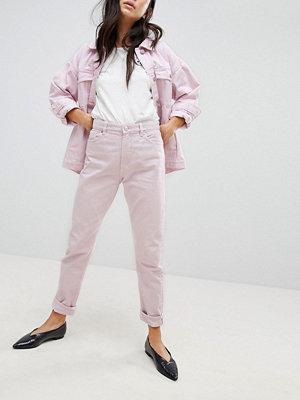 Monki Kimomo Rosa mamma jeans