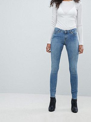 Weekday Saturday Low Waist Skinny Jeans
