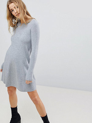 Bershka Knitted Jumper Dress