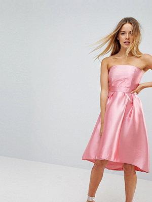 Vero Moda Strapless Prom Dress