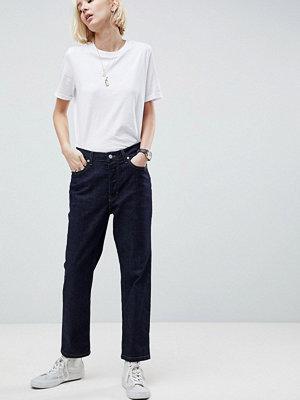 ASOS White Jeans med raka ben