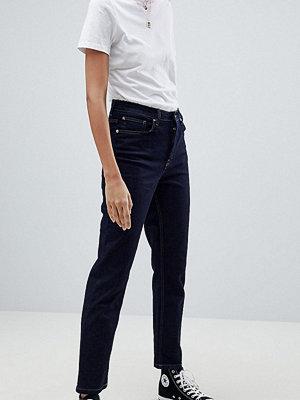 ASOS White Tall Jeans med raka ben