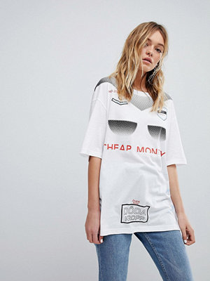 Cheap Monday Sponsored Grafisk t-shirt