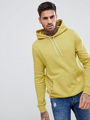 New Look Hoodie In Mustard