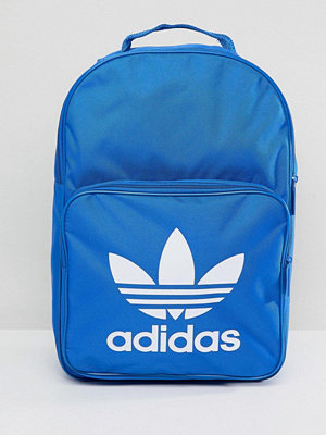 Adidas Originals ryggsäck Logo Blue Backpack