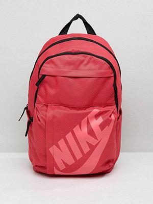 Nike ryggsäck Logo Backpack In Pink - Tropical pink