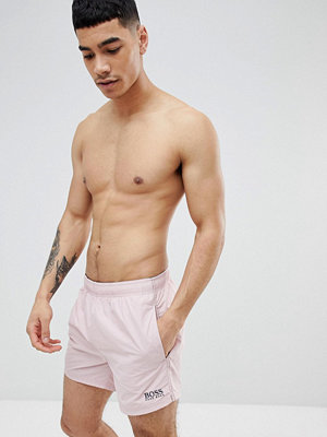 BOSS by Hugo Boss Perch Swim Shorts in Pink