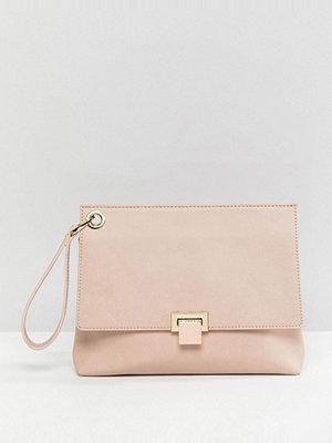 Faith kuvertväska Wristlet Bag in Pink