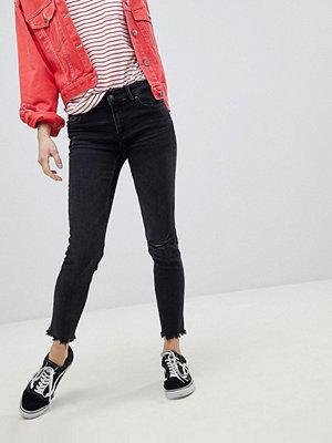 Bershka Jeans med gnagen fåll