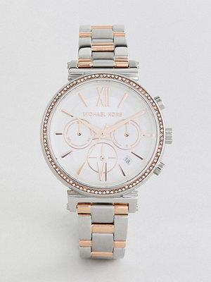 Michael Kors MK6558 Sofie Bracelet Watch In Mixed Metal 39mm