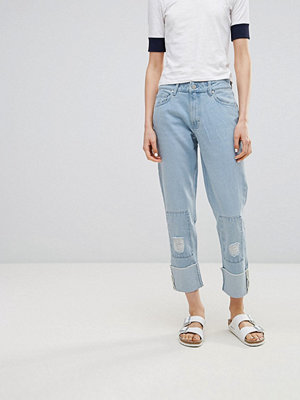 Wåven Akins True Boyfriend Patch Jeans
