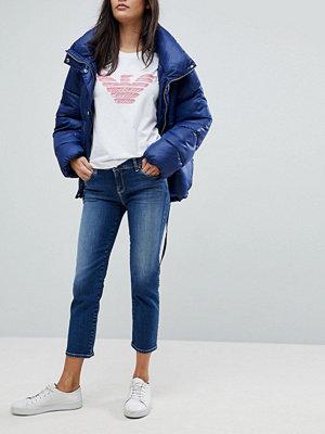 Emporio Armani Super Skinny Crop Jeans