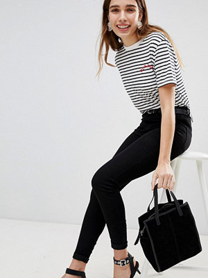 New Look Jenna Svarta jeans med smala ben