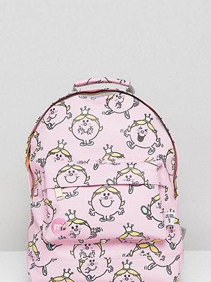Mi-Pac ryggsäck Exclusive Little Miss Princess Mini Backpack