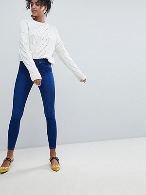 New Look Emilee Klarblå jeggings