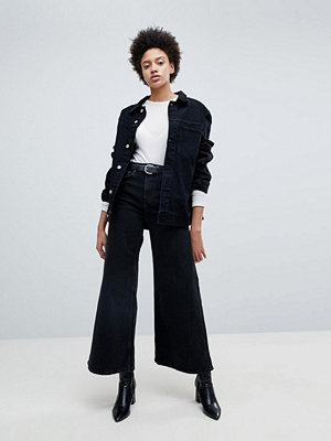 Weekday Ace A-line Wide Leg Jeans