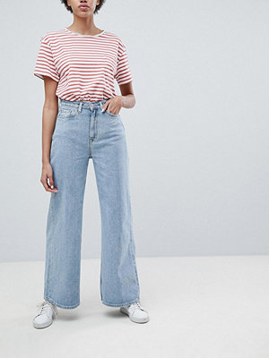 Weekday Wide Leg Skater Jeans
