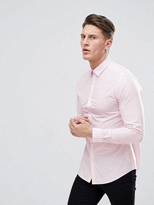 New Look Poplin Shirt In Pink